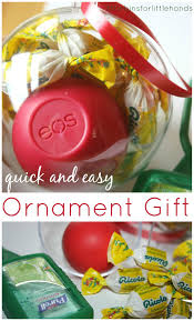 ornament gift ornament gift with winter time essentials