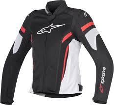 ladies motorcycle clothing alpinestars stella t jaws v2 air lady motorcycle jacket women u0027s