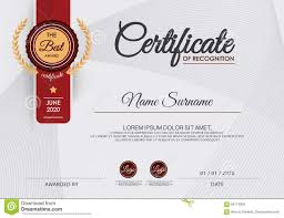 certificate of completion template blue wedding guest list