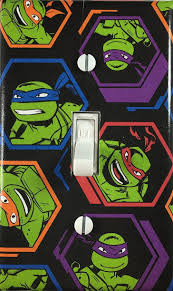 teenage mutant ninja turtles home decor franklin brass paisley double toggle switch wall plate or switch