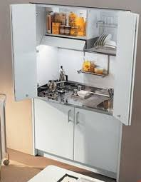 Small Kitchenette by Small Kitchen Armoire With A Sink Upper Cabinets Cooktop Hood