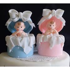 cold porcelain favors cake toppers picks cupcake toppers