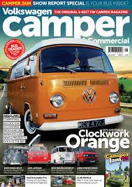 volkswagen camper inside vw camper u0026 commercial 72 volkswagen camper and commercial magazine