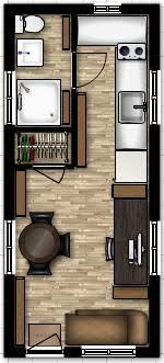 Tiny House Floor Plans Floor Plan Tiny House