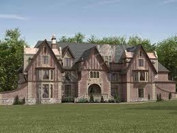 dysart castle castle house plan mansion house plan
