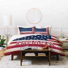 anderson design group proud to be an american flag bed in a bag