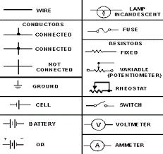 stl 1844 electrical schematic symbols chart schematic symbols
