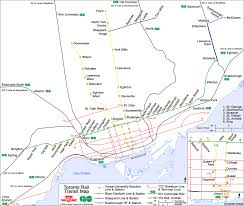 Toronto Subway Map Ttc Other Items Catch All Page 336 Urbantoronto