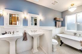 bathroom pedestal sink ideas 154 great bathroom ideas and designs for every budget photo