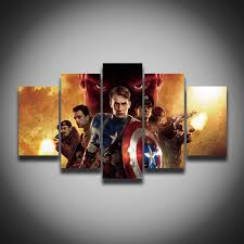 compare prices on captain america home decor modern online