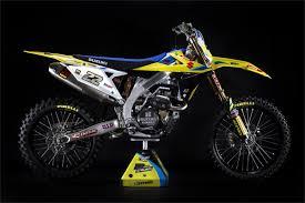 it u0027s real the new 2018 suzuki rm z450 moto related motocross