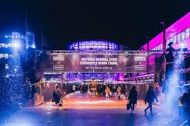 light n leisure the purple buildings slush 2017 saw 75 slush events with over 42 000 facebook