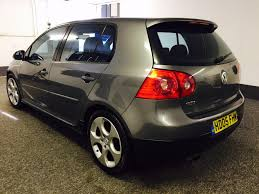 used volkswagen golf used 2005 volkswagen golf gti 5dr for sale in horsham west sussex