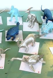 Dinosaur Christmas Decoration by 35 Fresh Advent Calendar Ideas To Start Right Away Hometalk