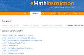Transformations Geometry Worksheet Geometry U2013 Emathinstruction
