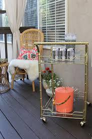 vintage bar cart craigslist find withheart