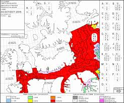 Frost Depth Map Canada by Northwest Passage 2015 October 2015