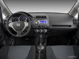 2013 Honda Fit Interior 2008 Honda Fit Interior U S News U0026 World Report