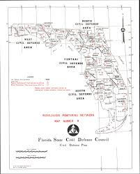 Nuclear Fallout Map by Surviving The Blast Fallout Shelters In Tallahassee The Florida