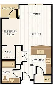 floor plans archive chelsea at juanita village studio 1 u0026 2