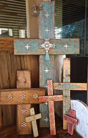Rustic Crosses Great For Porches Outdoor Decor Pinterest