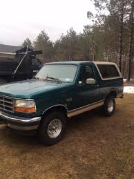 prerunner bronco for sale 1996 ford bronco edie bauer 351w resto pre runner or parts