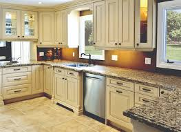 terrific photo is part of antique white kitchen cabinets design
