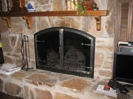 how to buy glass fireplace doors u2014 kelly home decor