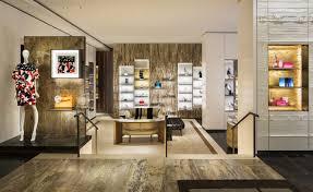 store interior design new fendi flagship store in new york by peter marino