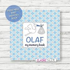 baby boy memory book 32 best printable baby memory books images on baby