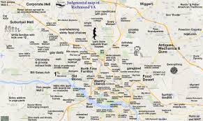 Vcu Map Rva Mag Richmond Va Politics Let U0027s All Fight About This