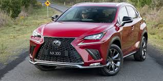 red lexus truck 2018 lexus nx pricing and specs photos 1 of 38