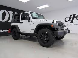jeep wrangler 2 door sport 2017 jeep wrangler 4x4 2 door suv sport white suv for sale