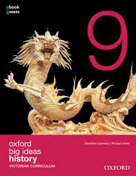 oxford big ideas history 9 victorian curriculum student book