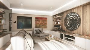 Exellent Living Room Designs Singapore Modern Apartment In With A - Living room design singapore