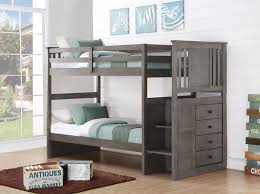 amazing bunk bed stairs plans and stackable bunk bed with storage