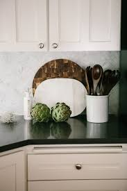 best type of kitchen cupboard doors how to place cabinet knobs according to an interior designer