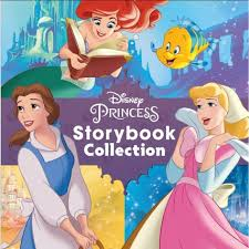 disney princess storybook collection books b m