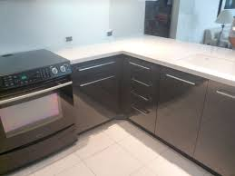 hand crafted contemporary acrylic high gloss kitchen by european