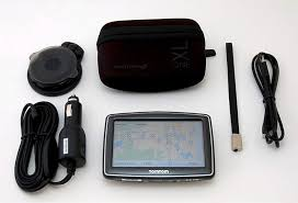 Tomtom Map Update Canada by Tomtom Xl 350t Car Gps Set Usa Canada Mexico Maps Lifetime Traffic