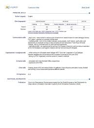 Resume With References Examples by Best 25 Cv English Ideas On Pinterest Best Interview Tips