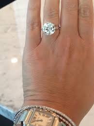 5 carat engagement ring of the week 5 carat cartier deco diamond ring pricescope