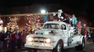 woodstock virginia christmas parade shenandoah valley flowers