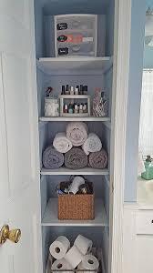 Organized Closet Organized Linen Closet