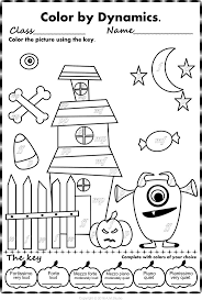 Fun Halloween Coloring Pages 14 Best Halloween Music Activities Images On Pinterest Music