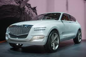 luxury jeep genesis gv80 fuel cell concept suv at ny auto show