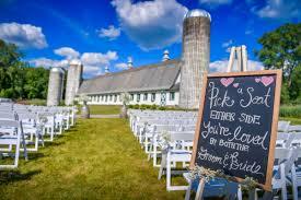 rustic wedding venues nj new jersey barn wedding the barn at perona farms