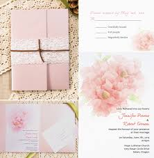 rustic wedding invitation kits how to assemble your wedding invitations with pockets