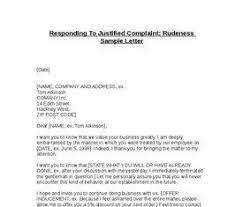 Formal Complaint Letter Against An Employee how to write an official complaint letter about an employee gallery