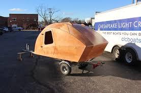 best light travel trailers diy build your own lightweight teardrop trailer kit